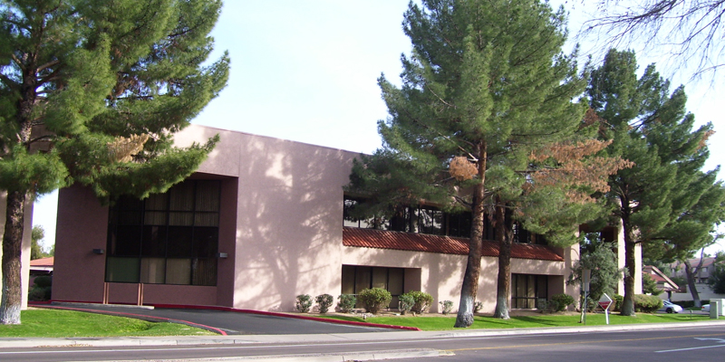 Tempe commercial office lease AZ
